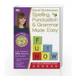 Made Easy Spelling, Punctuation and Grammar - KS1 (Spelling Made Easy) by NA Book-9780241182710