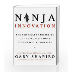 Ninja Innovation by SHAPIRO GARY Book-9780062399953