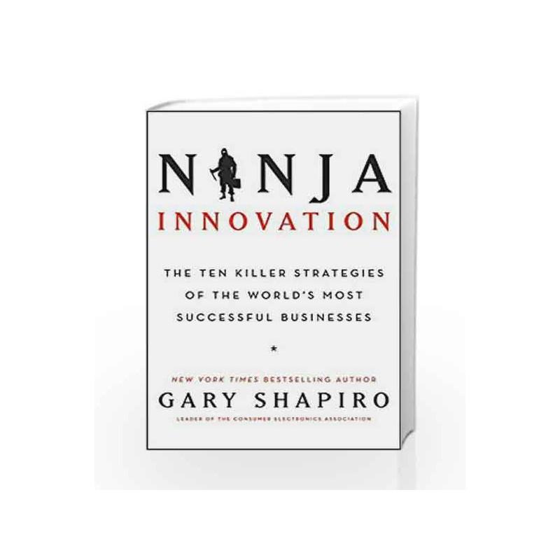 Ninja Innovation by SHAPIRO GARY Book-9780062399953