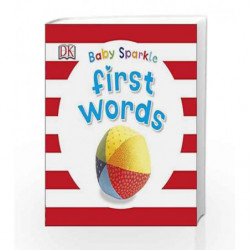 Baby Sparkle First Words by NA Book-9780241186411