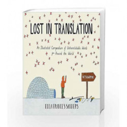 Lost in Translation by Sanders, Ella Frances Book-9780224100809