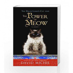 The Power of Meow  - A Novel by Michie David Book-9789384544775