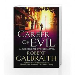 Career of Evil by Galbraith Robert Book-9780751563580