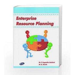 Enterprise Resource Planning by Lakshmi Book-9789380381404
