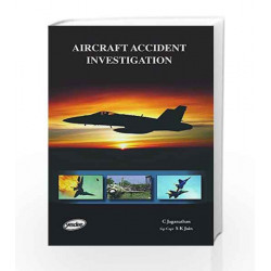 AIRCRAFT ACCIDENT INVESTIGATION by JAGANATHAN Book-9789380381435