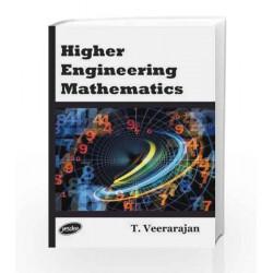 Higher Engineering Mathematics by Veerarajan Book-9789380381503