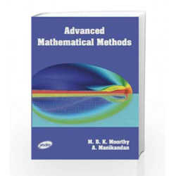 Advanced Mathematical Methods by Moorthy Book-9789380381602