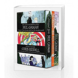 Neil Gaiman & Chris Riddell Box Set by Neil Gaiman Book-9781408873274