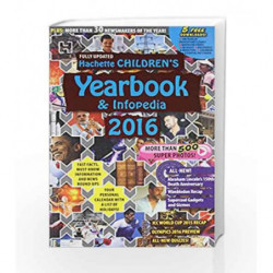 Hachette Children's Yearbook and Infopedia 2016 by NA Book-9789351950400