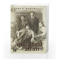 Ancestral Affairs by Keki N. Daruwalla Book-9789351775225