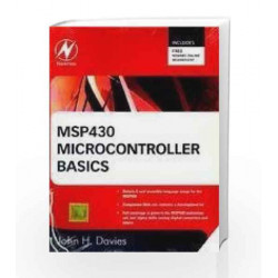 MSP430 Microcontroller Basics by Davies Book-9789380501857