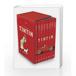 The Tintin Collection: The Adventure of Tintin (The Adventures of Tintin - Compact Editions) by HERGE Book-9781405278454