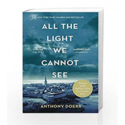 All The Light We Cannot See By Anthony Doerr Book 9780008172428