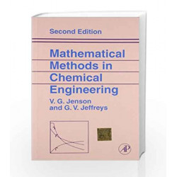 Mathematical Methods in Chemical Engineering by Jenson Book-9789381269541