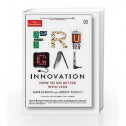 Frugal Innovation: How to Do Better with Less by Navi Radjou Book-9789351950653