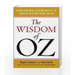 The Wisdom of  Oz by Roger Connors Book-9780143108542