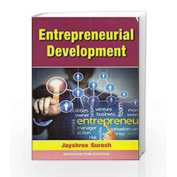 Entrepreneural Development by Dr.Jayshree Suresh Book-9789381430118