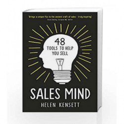 Sales Mind: 48 Tools to Help You Sell by Helen Kensett Book-9781781256312
