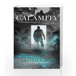 Calamity (Reckoners) by Brandon Sanderson Book-9780575104839