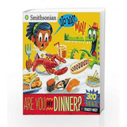 No Way . . . Way!: Are You My Dinner? (Smithsonian) by Luke Flowers Book-9780448486895