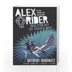 Skeleton Key Graphic Novel (Alex Rider) by ANTHONY HOROWITZ Book-9781406366341