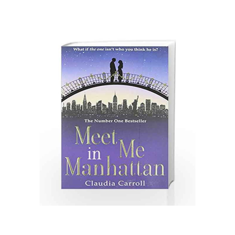 Meet Me in Manhattan by Claudia Carroll-Buy Online Meet Me in