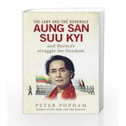 The Lady and the Generals by Peter Popham Book-9781846043727