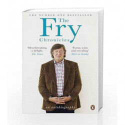 The Fry Chronicles by Stephen Fry Book-9780141039800
