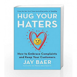 Hug Your Haters by Baer Jay Book-9781101980675