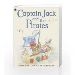 Captain Jack and the Pirates by Peter Bently Book-9780723269298