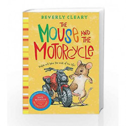 The Mouse and the Motorcycle (Ralph Mouse) by Beverly Cleary Book-9780380709243