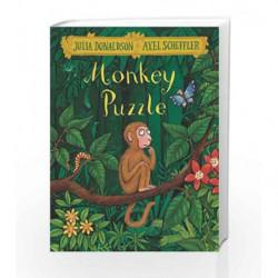 Monkey Puzzle by Julia Donaldson Book-9781509812493