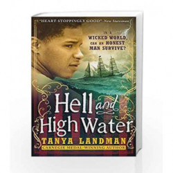 Hell and High Water by Tanya  Landman Book-9781406366914