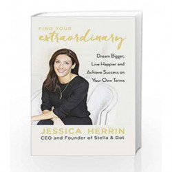 Find Your Extraordinary by Herrin, Jessica Book-9780241250914
