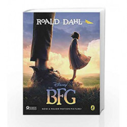 The BFG (Movie Tie-In) by Roald Dahl Book-9780141361321