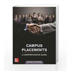 Campus Placements: A Comprehensive Guide by Ankur Malhotra Book-9789385965067