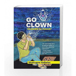 Da Bad Boy Novel - #AccheDin for Comedy! by Shatrugna Vadwlas Book-9789384439835