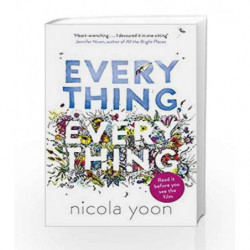 Everything, Everything by Yoon, Nicola Book-9780552574235