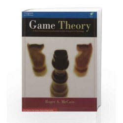 Game Theory by Roger A. Mccain Book-9789812651808
