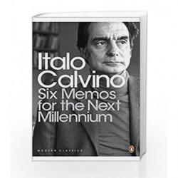 Six Memos for the Next Millennium (Penguin Modern Classics) by Calvino, Italo Book-9780241275955