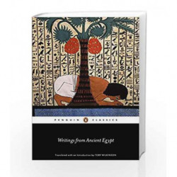 Writings from Ancient Egypt (Penguin Classics) by WILKINSON TOBY Book-9780141395951