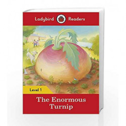 The Enormous Turnip # Ladybird Readers Level 1 by LADYBIRD Book-9780241254080