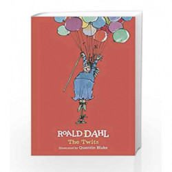 The Twits by Dahl, Roald Book-9780141361628