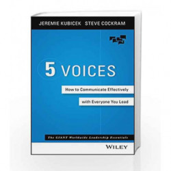 5 Voices: How To Discover Your Voice, Build Your Team And Change Your World by Steve Cockram Book-9788126563388