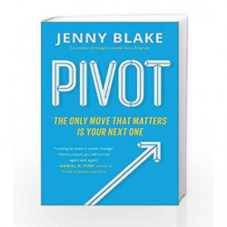 Pivot by Blake, Jenny Book-9780241975466