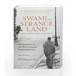 Swami in a Strange Land by Joshua M Greene Book-9781608878680