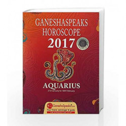AQUARIUS - ENG - 2017 by GANESHASPEAKS Book-9789382243656