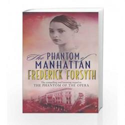 Phantom Of Manhattan by Frederick Forsyth Book-9780552147194