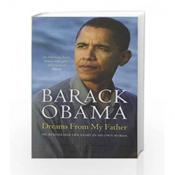 Dreams From My Father (Re-Issue) (Canons) by Obama, Barack Book-9781782119258