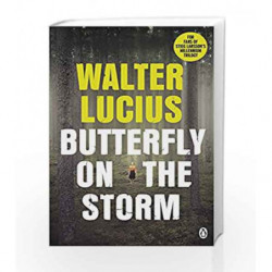 Butterfly on the Storm (Heartland Trilogy) by Lucius, Walter Book-9781405921343